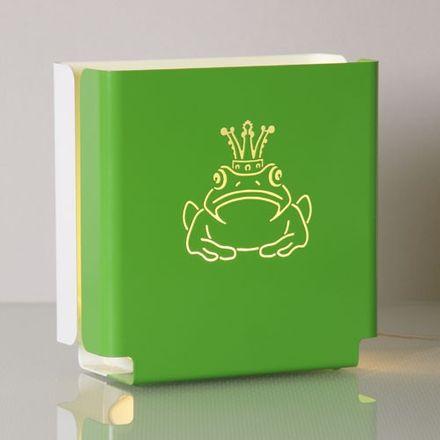 colaro Lampe - Molight Frog, grün