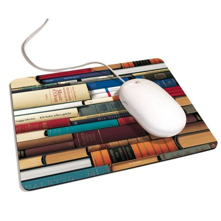 Remember Mousepad - Leseratte