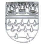 Städter Ausstechform - Kölner Wappen