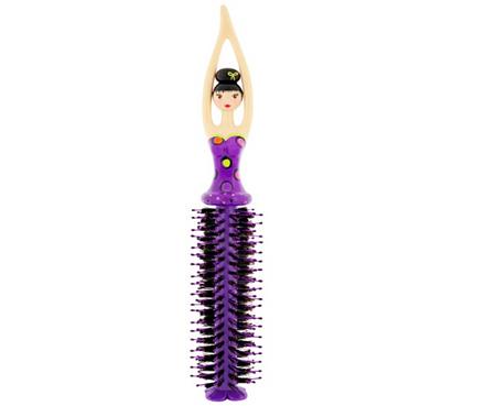 Pylones Rundbürste - Liliss purple
