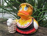 Lanco Quietscheentchen - Dirndl Duck