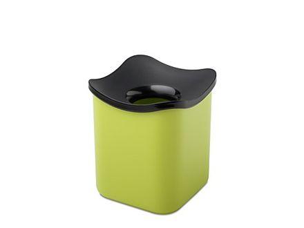 Mepal Tischabfallbehälter Cube, Latin lime
