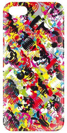 Pylones iPhone 5 Backcover-Schutzhülle - I cover Graff