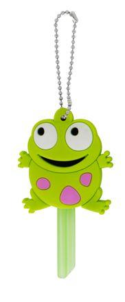 Pylones Schlüsselkappe - Frosch