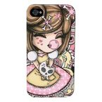 Kimmidoll Love iPhone 4 Backcover-Schutzhülle - Yumi Yumi