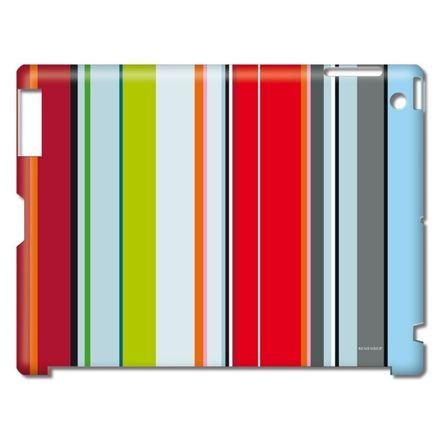 Remember iPad-Hardcase für iPad 2-4 - TabletCase Stripy