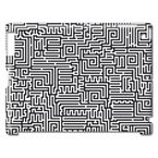 Remember iPad-Hardcase für iPad 2-4 - TabletCase Labyrinth
