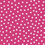 BikeCap Kids Sattelschoner für Kinder - Pink dots