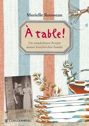 Kochbuch - A table!