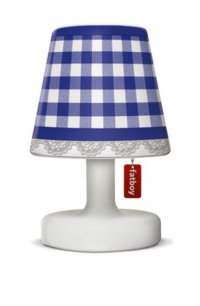 Fatboy Lampenhülle Cooper Cappie - Plaid Blue