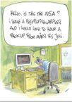 Postkarte - NSA-Backup