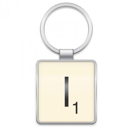 Scrabble Buchstaben-Anhänger - Buchstabe I