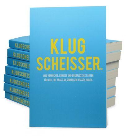 Buch - Klugscheisser