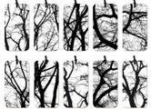 Remember Geschenkanhänger-Set - Old Trees, 10-teilig