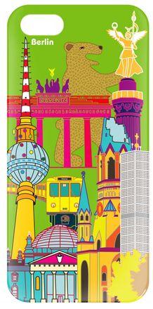 Pylones iPhone 5 Backcover-Schutzhülle - I cover Berlin
