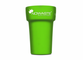 Nowaste Trinkbecher Tree Cup 300 ml - grün