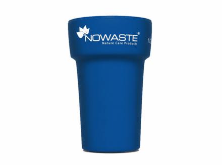 Nowaste Trinkbecher Tree Cup 300 ml - dunkelblau