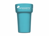 Nowaste Trinkbecher Tree Cup 300 ml - hellblau