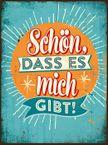 sticky jam Blechschild - Schön