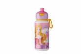 Rosti Mepal Pop-up Trinkflasche - Campus 275 ml - Disney's Princess Medaillon