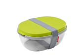 Mepal Salatbox Ellipse, Latin lime