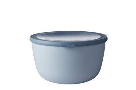 Mepal Multischüssel Cirqula 3 l, Nordic Blue