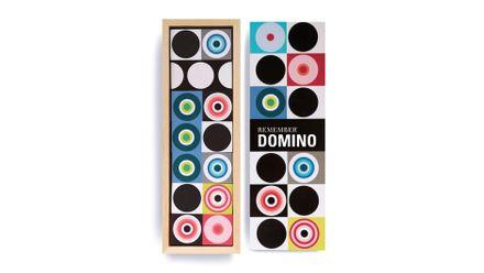 Remember Legespiel - Domino, Edition 2017