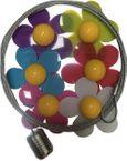 Pylones Magnetseil Flower Power, mit 6 Magneten