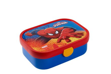 Mepal Brotdose Campus 3.0 Ultimate Spiderman, mit Bento-Einsatz