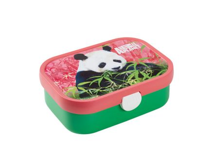 Mepal Brotdose Campus 3.0 Animal Planet Panda, mit Bento-Einsatz