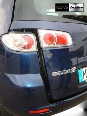 Lufty® - Mazda 2 - Typ DY – Bild 3