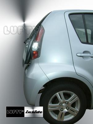 Lufty® - Daihatsu Sirion (M600) – Bild 3
