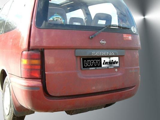 Lufty® - Nissan - Serena - Typ C23 – Bild 2