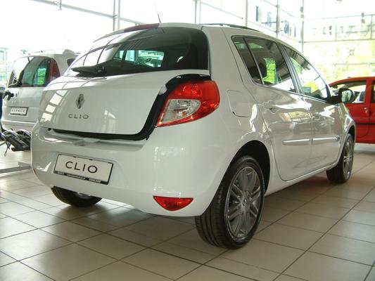 Lufty® - Renault Clio III  – Bild 1