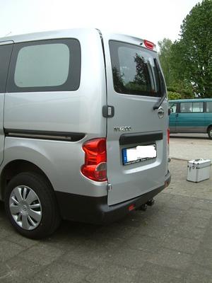 Lufty® - Nissan - NV200  – Bild 4