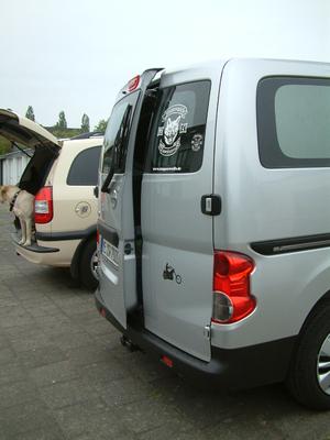 Lufty® - Nissan - NV200  – Bild 6