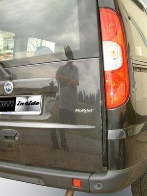 Lufty® - Fiat Doblo I – Bild 4