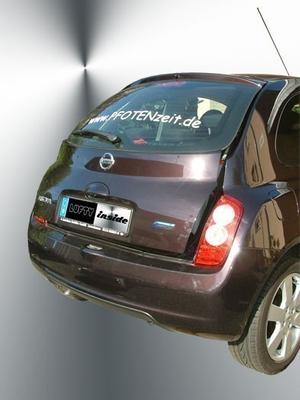 Lufty® - Nissan - Micra  – Bild 2
