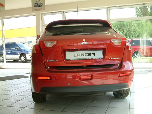 Lufty®- Mitsubishi - Lancer Sportback  - ( ab 2008 )  – Bild 3