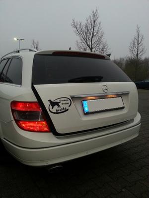 Lufty® - Mercedes Benz - C Klasse - Typ W204 – Bild 1