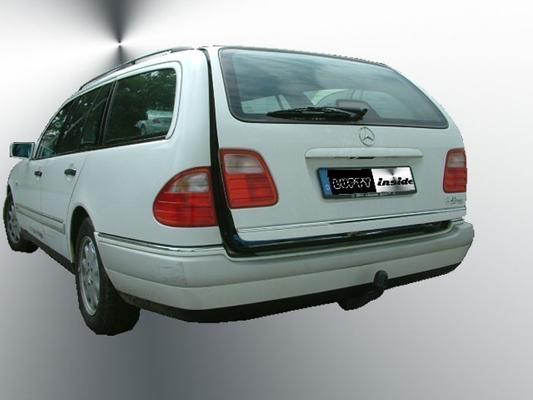Lufty®Standard - Mercedes Benz - E Klasse - W 124 - Heckbelüftung – Bild 2
