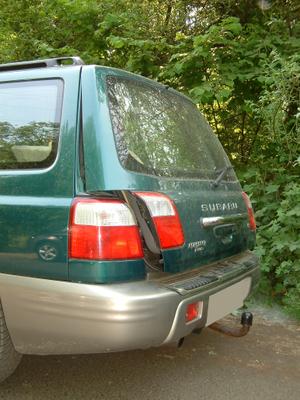 Lufty® - Subaru - Forester I  – Bild 1