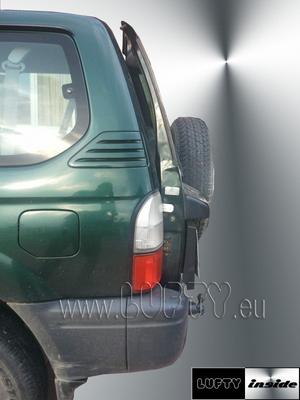 Lufty® - Toyota Yaris I Verso