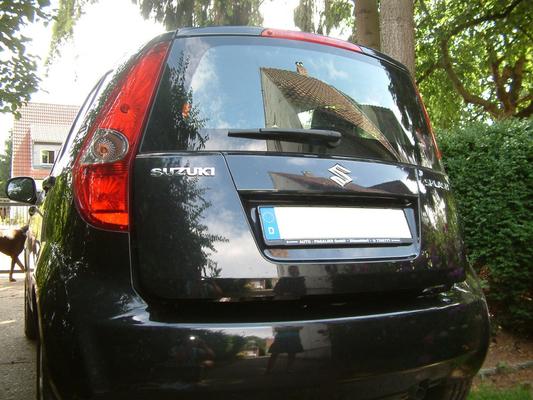 Lufty® - Suzuki Splash – Bild 4