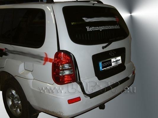 Lufty® - Hyundai - Terracan – Bild 1