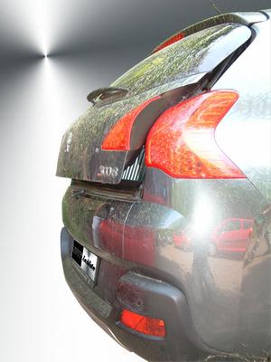 Lufty® - Peugeot 3007  ( ab 2009 ) – Bild 3