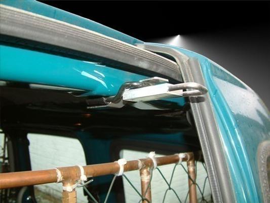 Lufty®Spezial - Renault Kangoo I (Hecktür)- Heckbelüftung – Bild 4