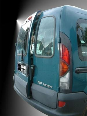 Lufty®Spezial - Renault Kangoo I (Hecktür)- Heckbelüftung – Bild 1
