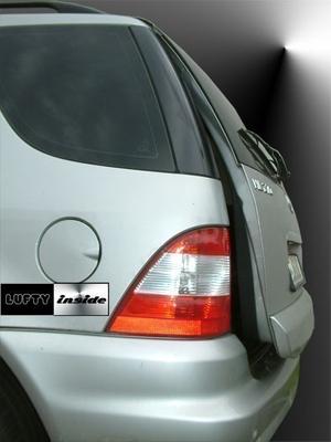 Lufty®Standard - Mercedes Benz -ML - W163 - Heckklappe – Bild 3