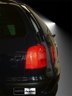 Lufty®Komfort- VW Sharan I - Heckbelüftung  – Bild 1